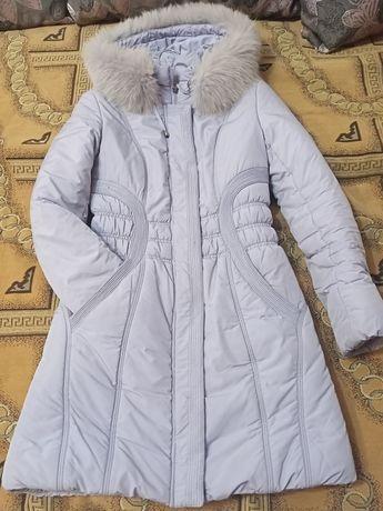 Пальто зимнее/удлиненая курточка