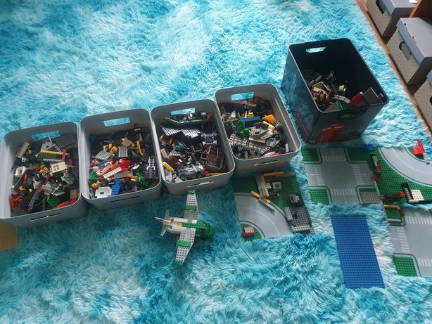 Klocki Lego  od 5 lat