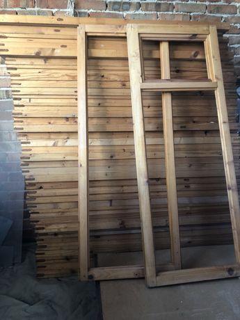 Вікно дерев'яне нові продам не дорого