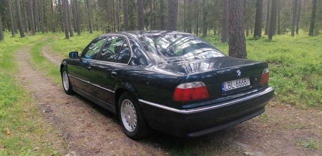 Sprzedam BMW E38 2.8+lpg