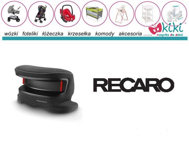 osłona tułowia do fotelika RECARO Monza Nova is kolor czarny