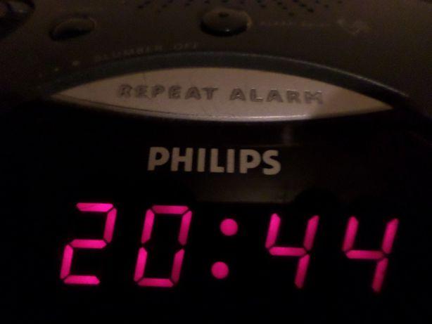 Radiobudzik PHILIPS