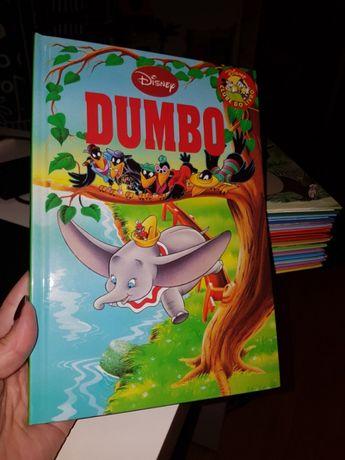 Livro Disney o dumbo