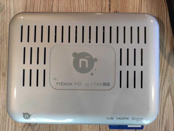 dekoder tuner tv nbox HD nc+ iti-2849st