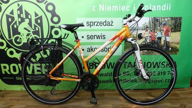 Rower BULLS STREET FLYER - Koła 28, alu, Alivio, amor, prądniaca