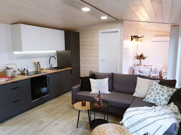 Dom Domek mobilny modułowy 40 m² nowy wyposażony całoroczny