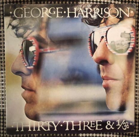 Виниловая пластинка, George Harrison Thirty Three &1/3