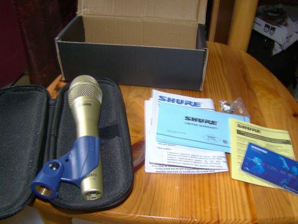 Mikrofon Shure KSM 9