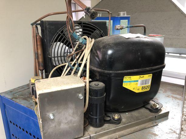 Агрегат среднетемпературный Danfoss SC15G