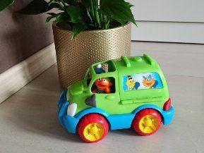 Samochodzik z Ulicy samochodowej