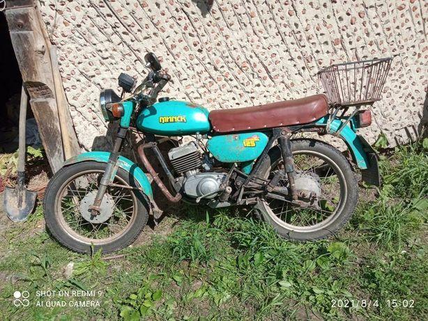 Продам мотоцыкл Минск 12v