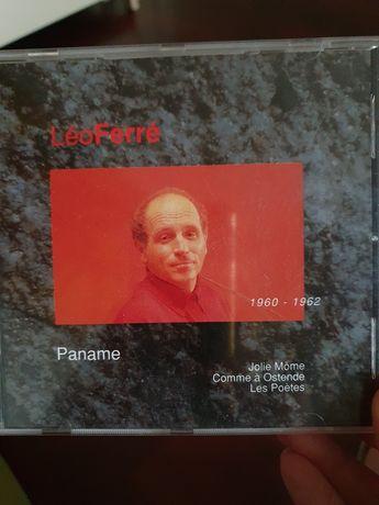 Leo Ferre - Paname  CD