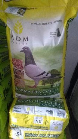 MDM karmy dla gołębi