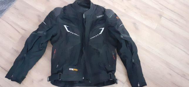 Seca Venti Uno Kurtka na motocykl, Cordura, Membrana, ochraniacze D3O
