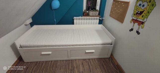 Łóżko Brimnes z Ikea
