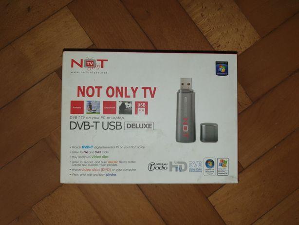 Dekoder DVB-T USB do komputera