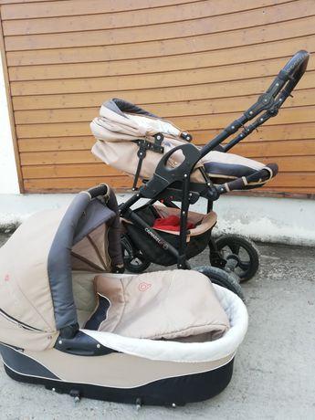 Wózek dziecięcy 2w1