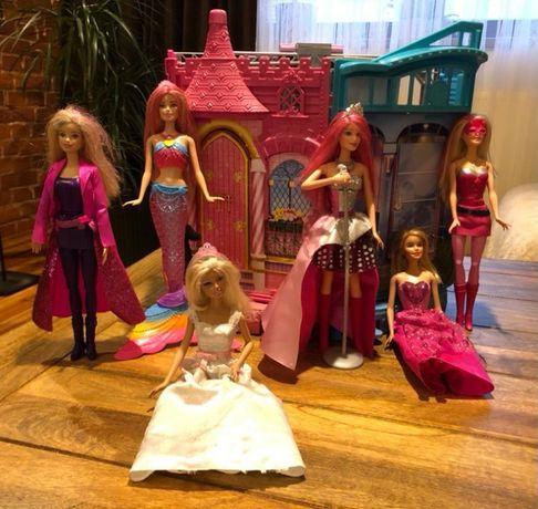 Super zestaw lalek Barbie ze sceną i GRATISAMI