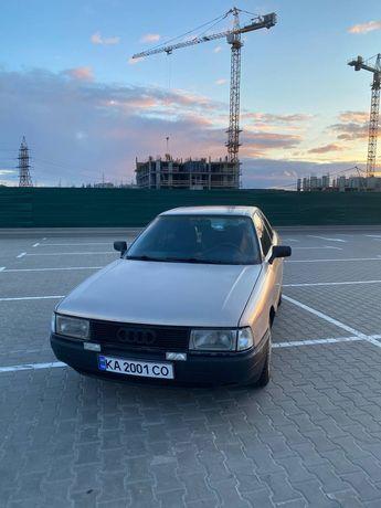 Audi 80 1.8 газ бензин
