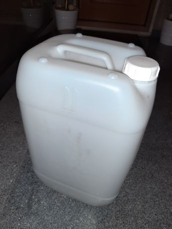 Bidons 25 litros