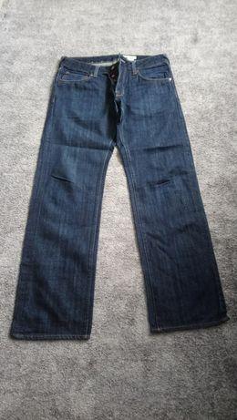 Spodnie męskie h&m bragg