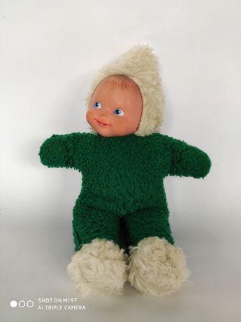 Плюшевая кукла в капюшоне редкая
