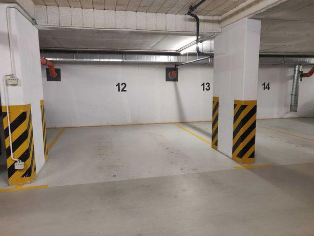 Miejsce parkingowe - GARAŻ - SZEROKIE - Słoneczna Morena