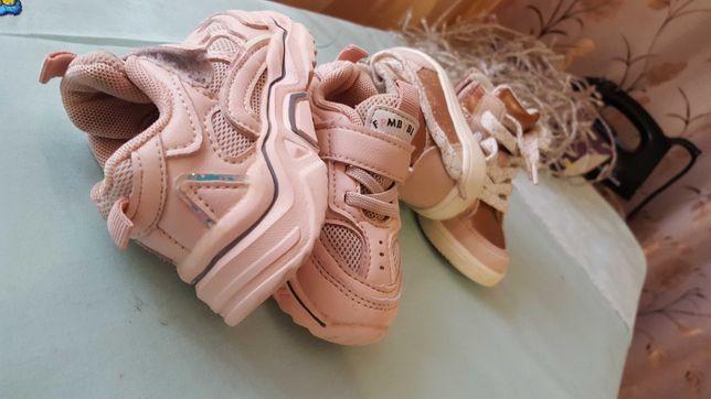 Хайтопы  h&m  и кроссовочки