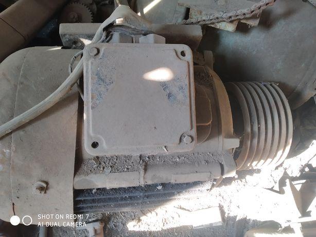 Електро двигун 18,5 квт