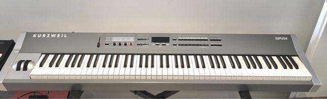 Piano de Palco Kurzweil SP2X - 88 Notes Hammer Action