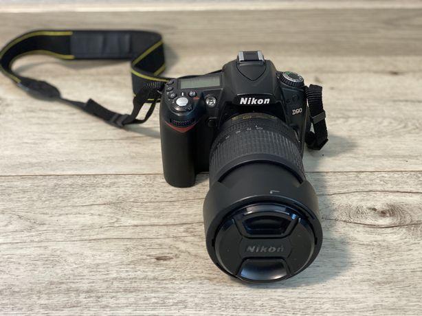 Nikon D90  объектив 18-105мм в идеале