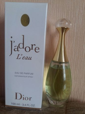 Духи, парфюмированая вода dior jadore