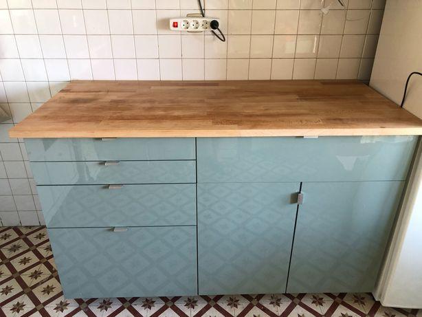 Venda de móvel de cozinha IKEA modelo METHOD / MAXIMERA