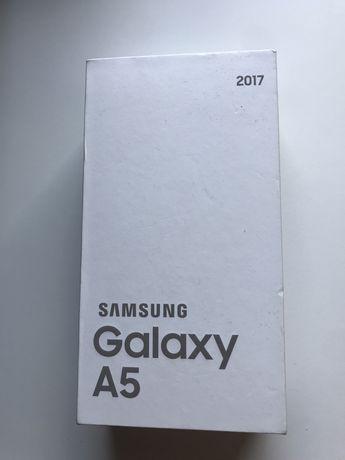 Samsung Galaxy A5 niebieski 2017