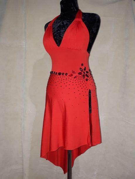 Бальное платье для танго