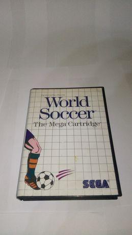 World Soccer Sega MegaDrive