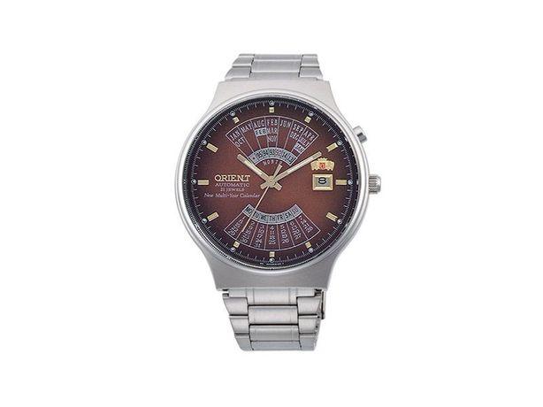 Legendarny Zegarek Orient FEU00002PW patelnia