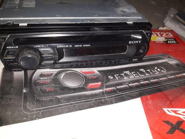 Radio Sony cdx-gt23