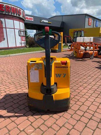 Wózek widłowy elektryczny Jungheinrich EJE 120  2000kg