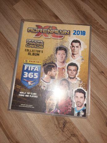 Album z kartami fifa adrenalyn 2018