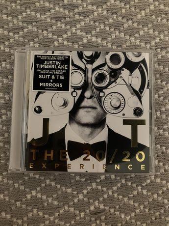 justin timberlake the 20/20 experience płyta album