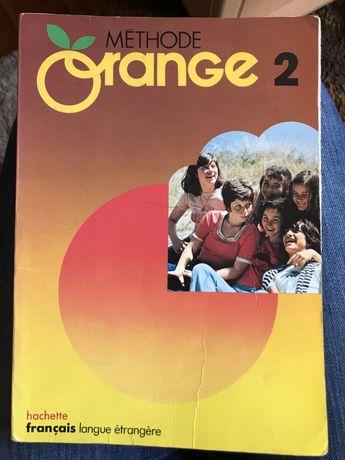 Orange 2 podręcznik do francuskiego