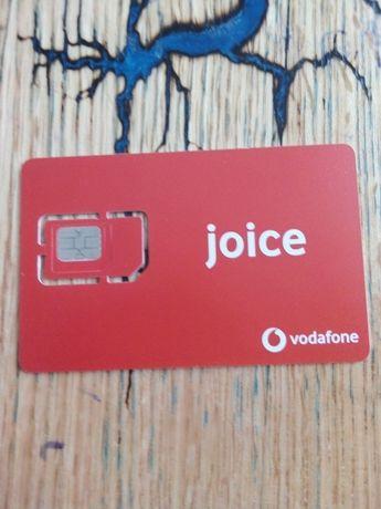 Картка wodafone, joice