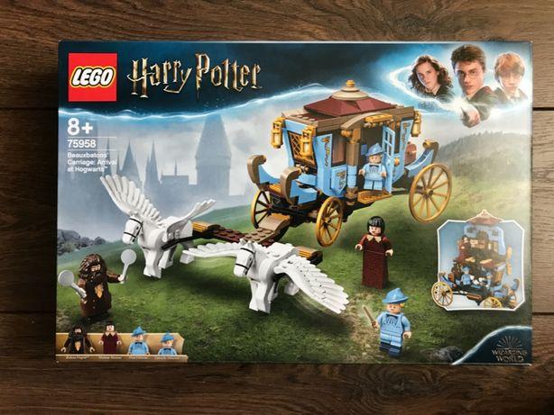LEGO Harry Potter 75958 Powóz z Beauxbatons - NOWE