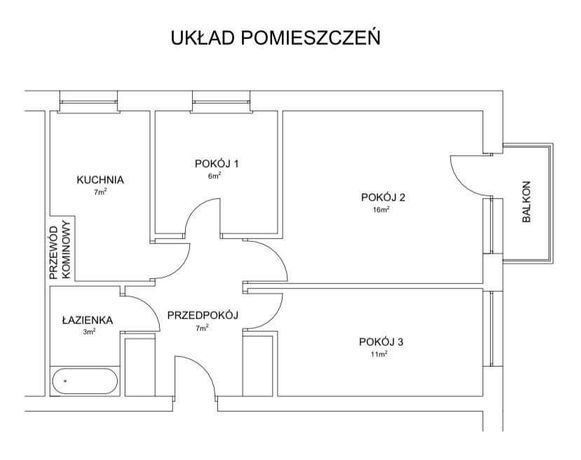 Sprzedam Mieszkanie Sochaczew ul. 1 maja