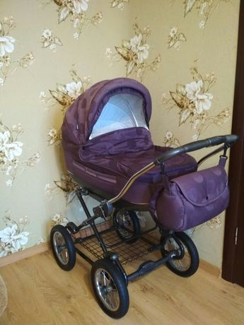 Продам детскую коляску Roan Marita б/у