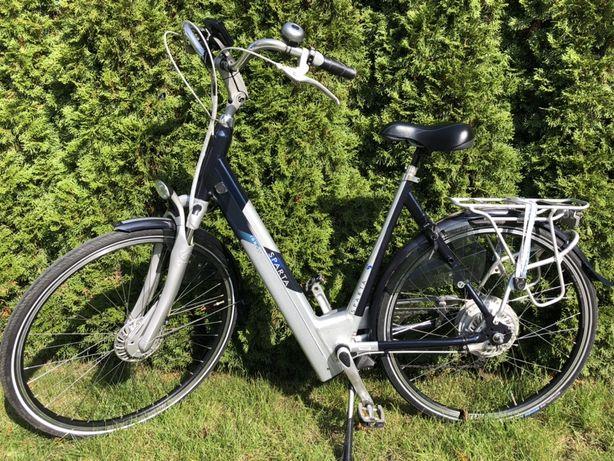 Rower elektryczny Holenderski SPARTA ION GL+ super stan !!!