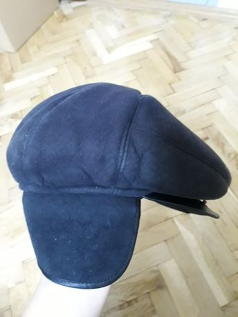 шапка зимняя мужская, кепка жиганка
