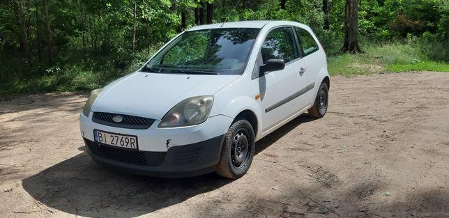Ford fiesta mk6 2008r 1.4 tdci (Lift Van )