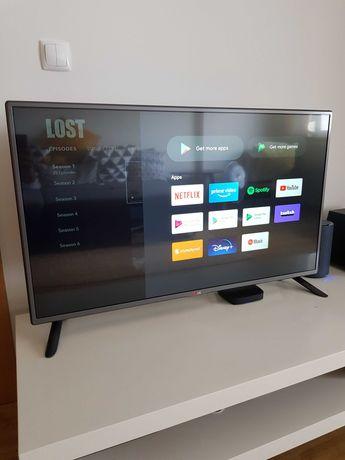 TV LG 42 polegadas - 42 lb 5610